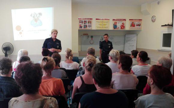 Cykliczna współpraca z Komendą Powiatową Policji w Gnieźnie
