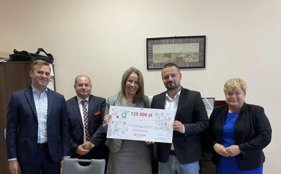 Dofinansowanie oddziału dziecięcego